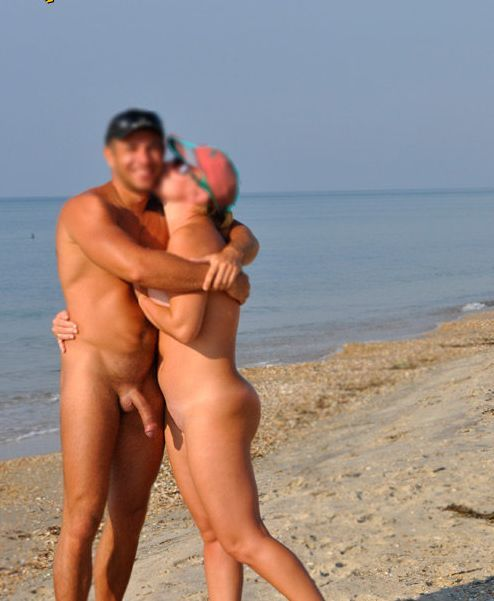 beach dick nude big