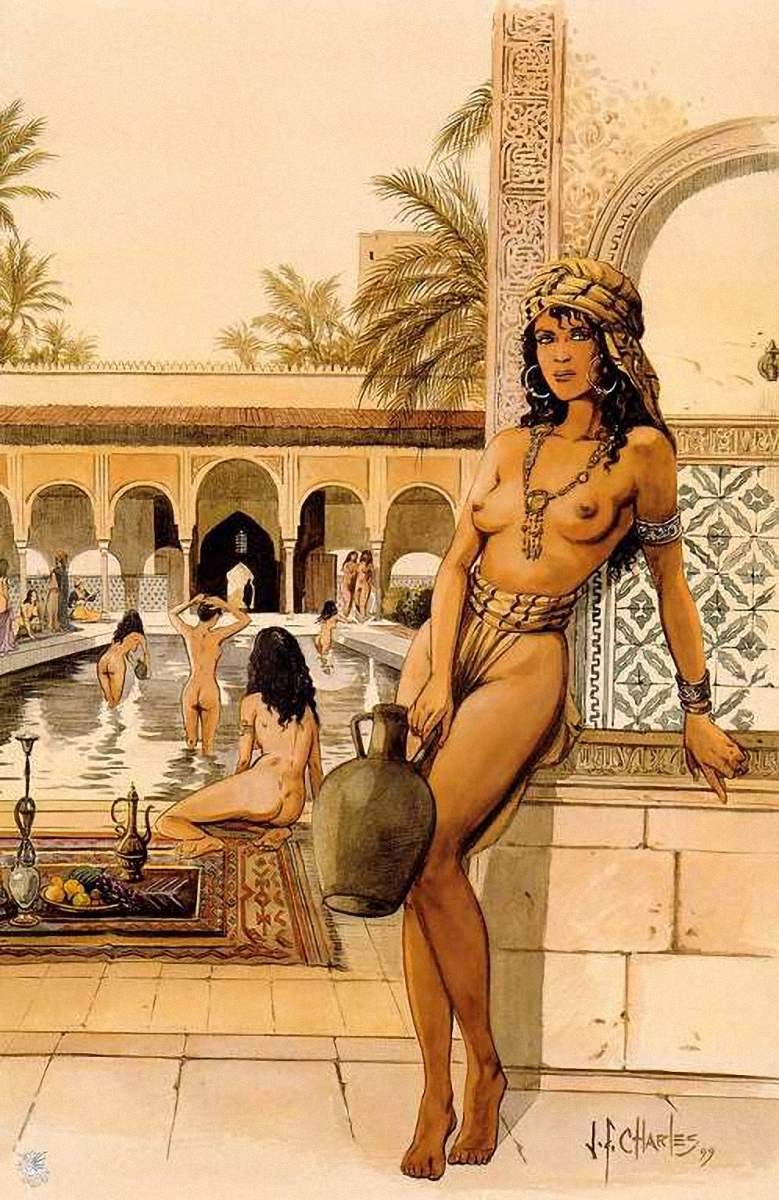Ancient egyptian girl nude shaw bikini