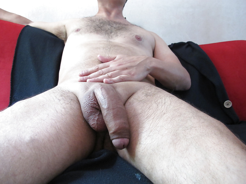 Hung Soft Cock