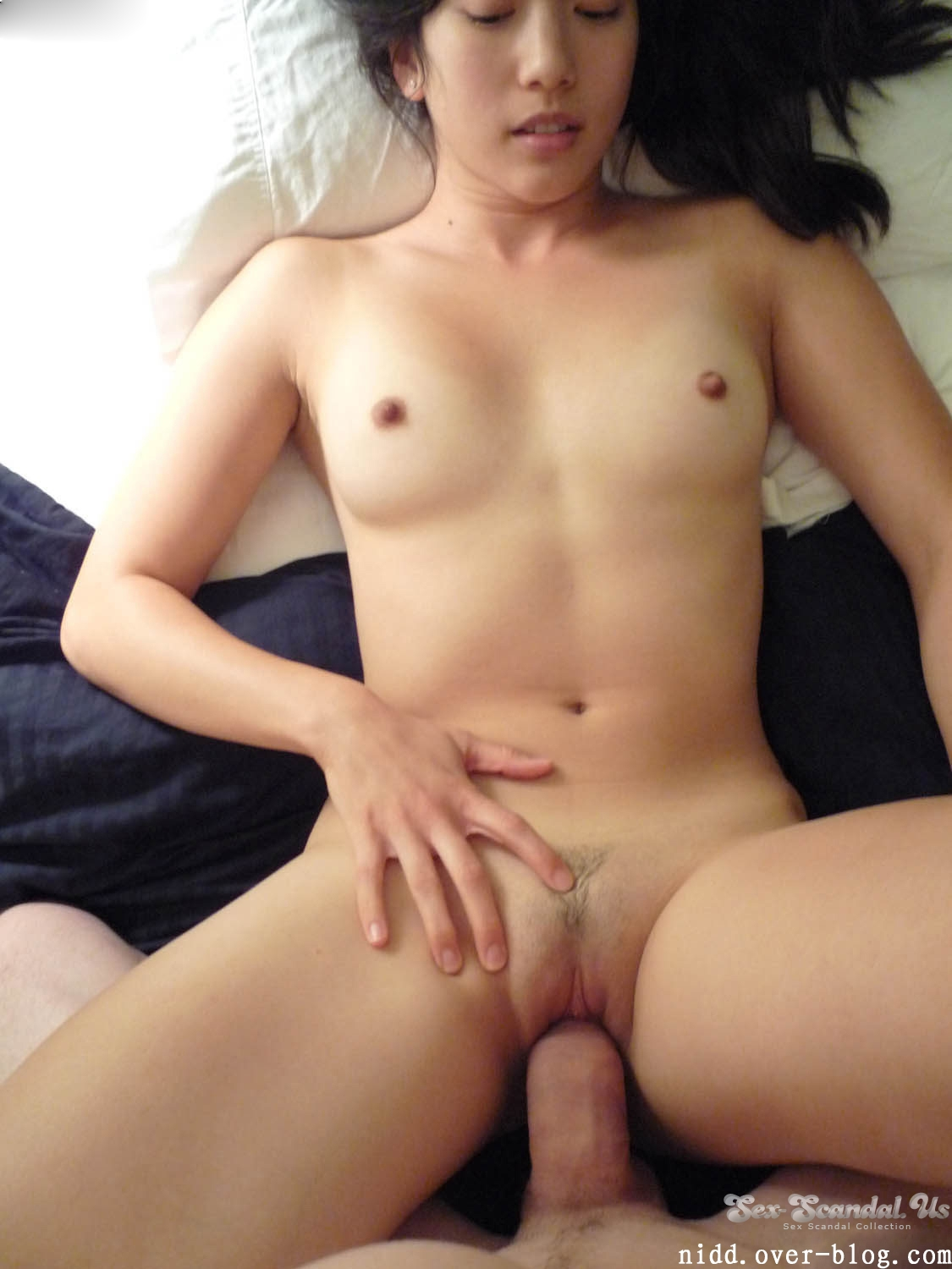 Asian American Girl Having Sex With Bf