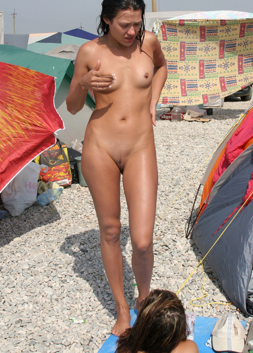 russian bare nudist 12 Russian Nudist Girl