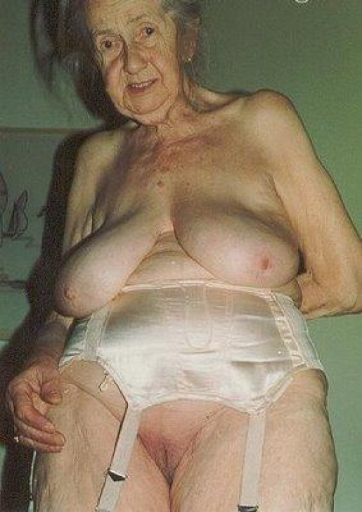 Was nude old wrinkely black lady excellent