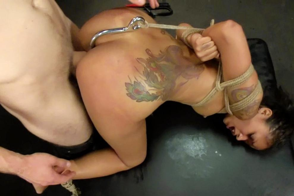 Barn bdsm and brutal public first time some 5