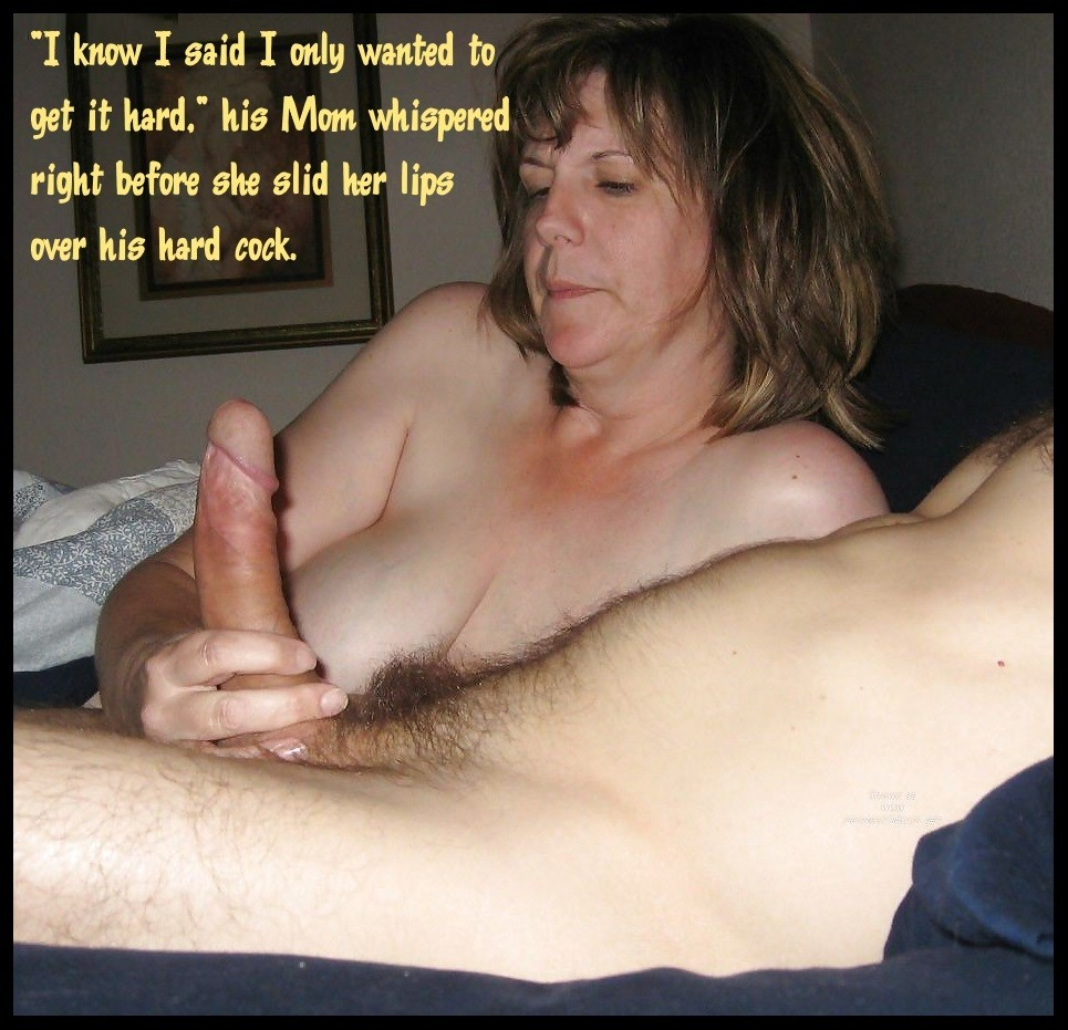 Free mom son handjob — 5