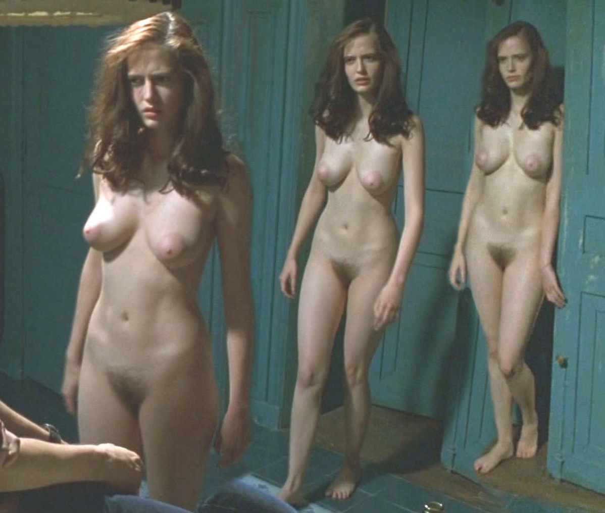 pictures nude Eva green