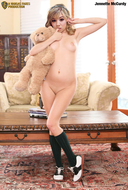 Jennette mccurdy naked hairy pussy think, that