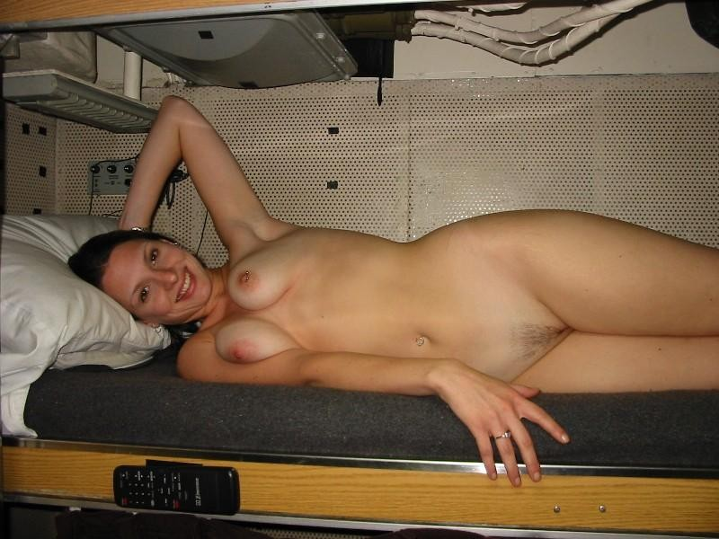 The naked rack on