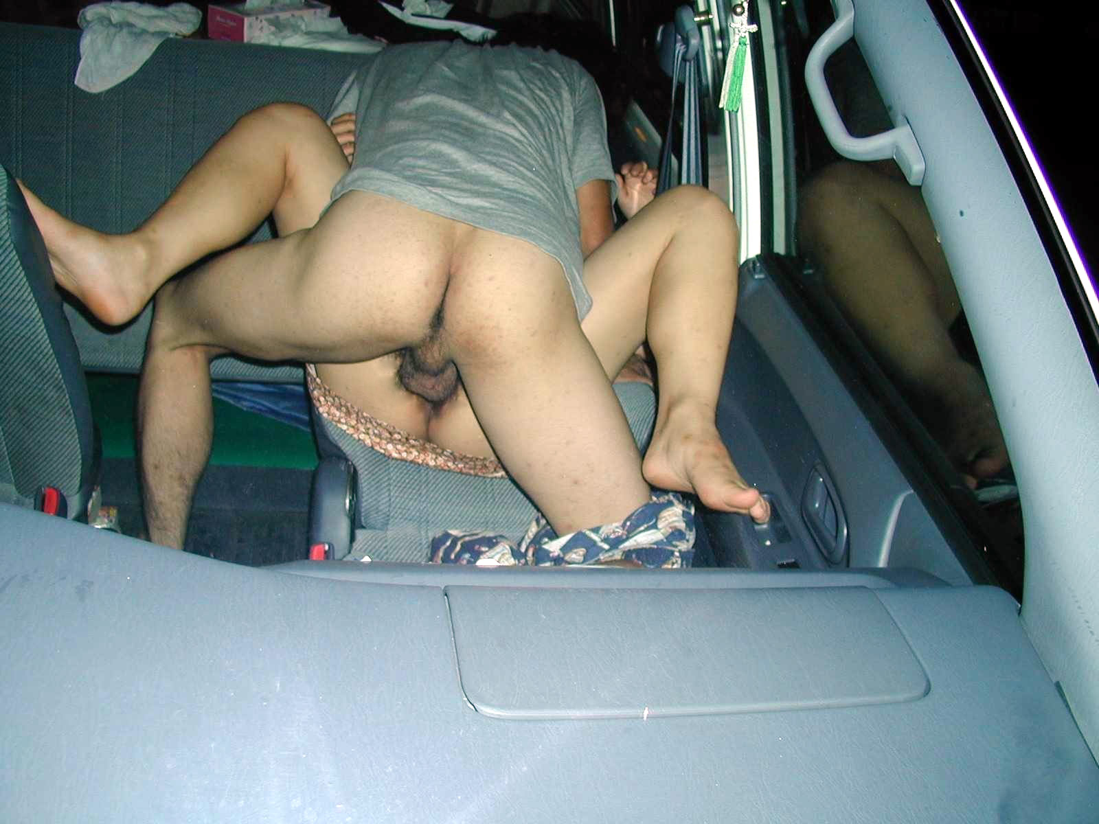 Couple Caught Fucking Car