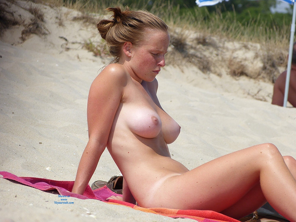 Words... Voluptuous redhead nude beach topic What