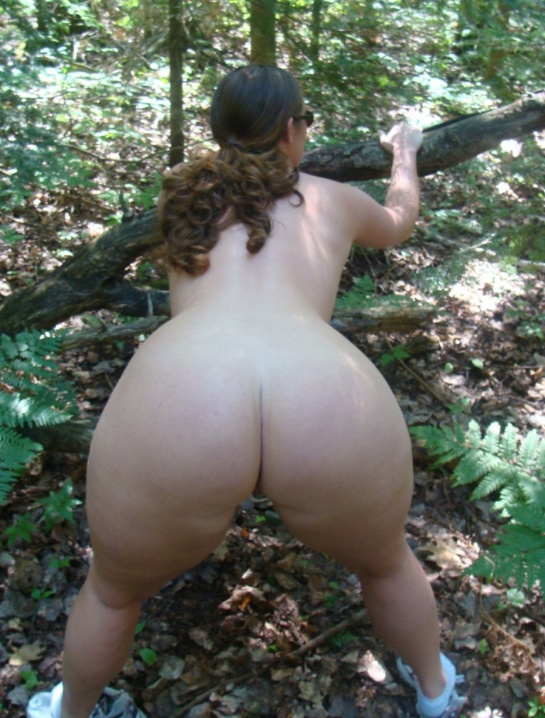Pawg In The Woods