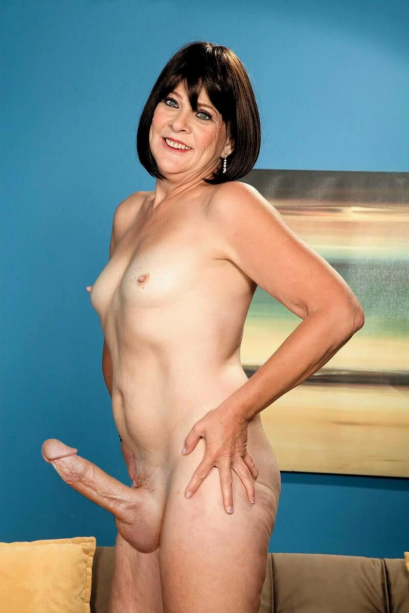 mature short hair pornstar