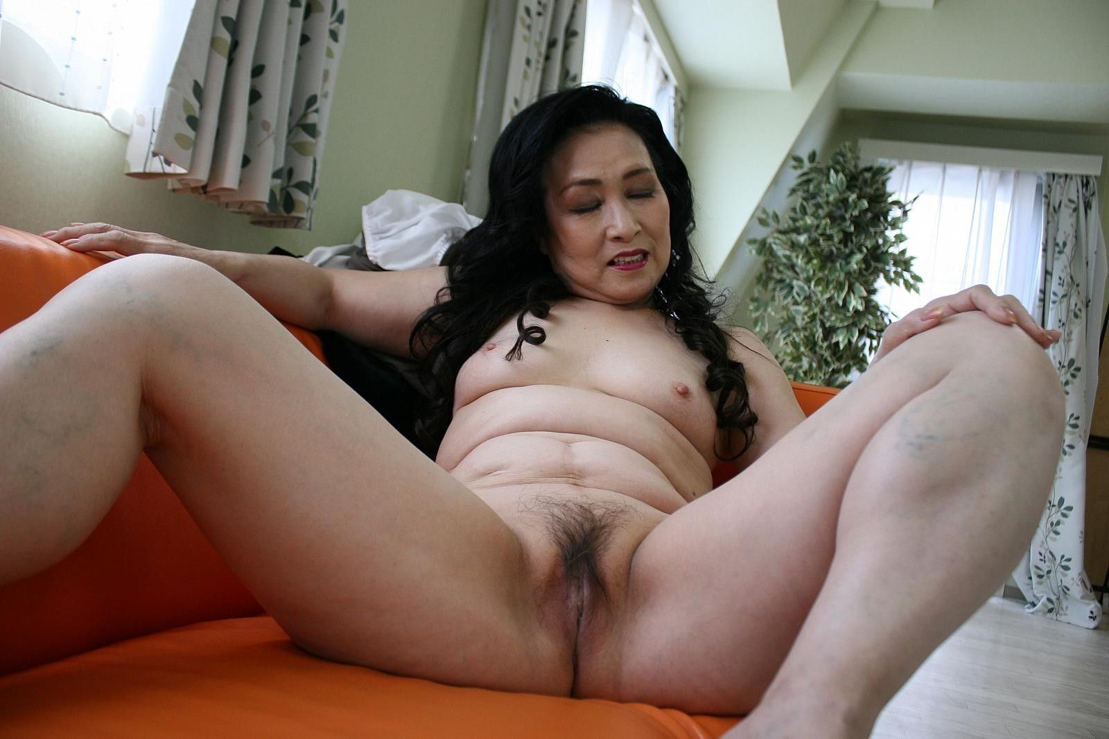 naked korean granny pictures