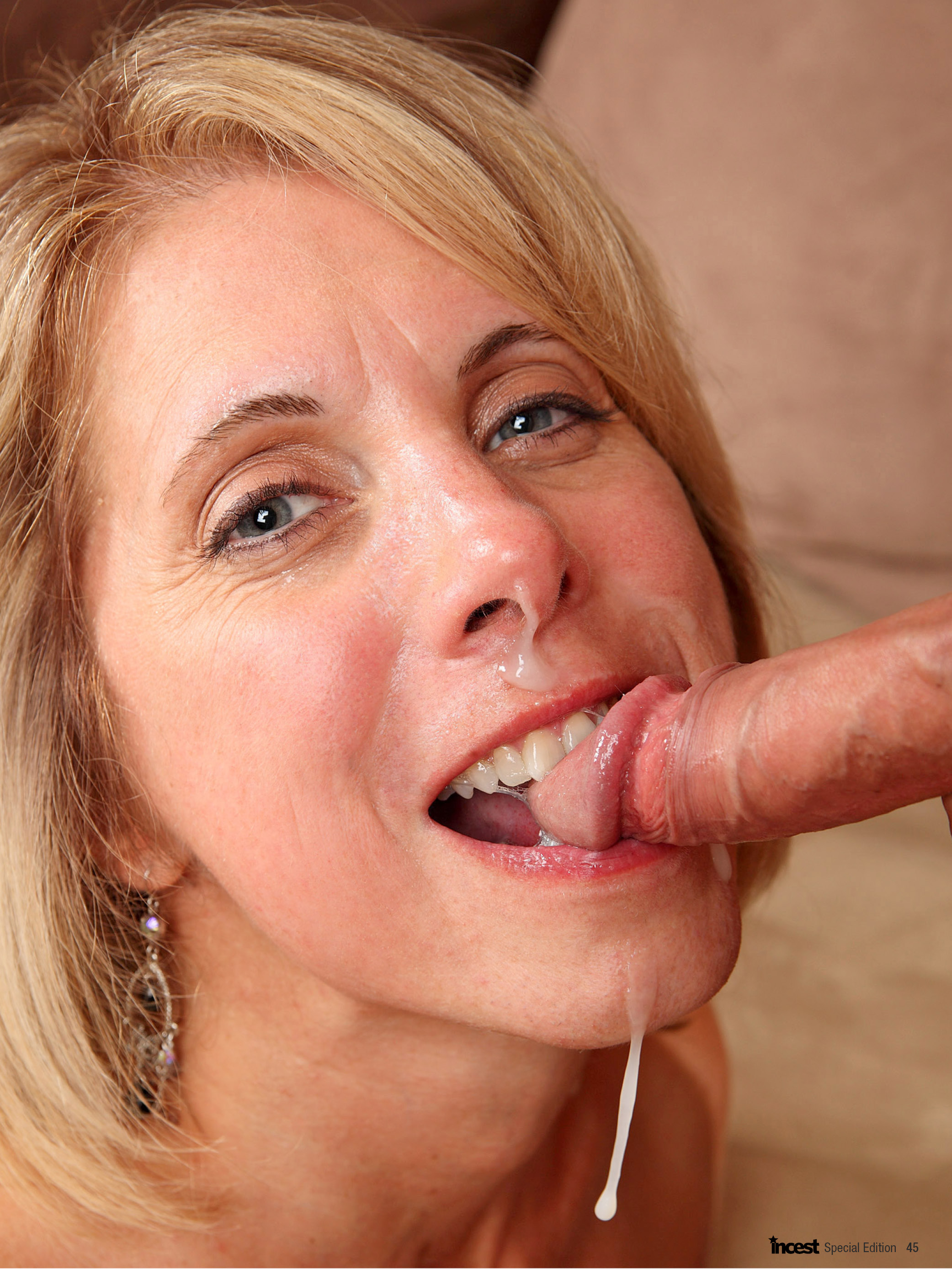 Milf cum lovers