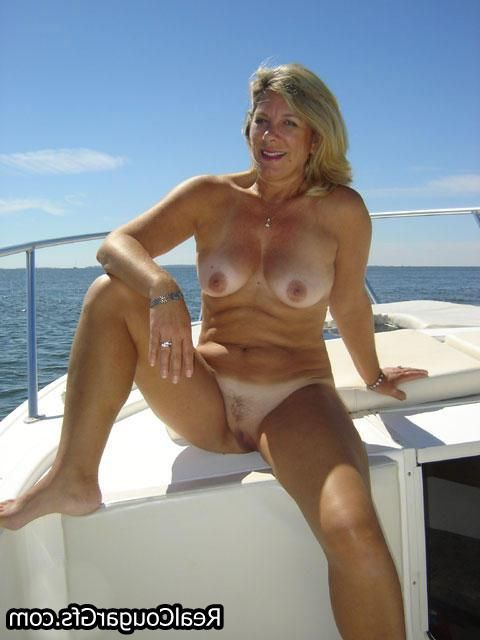 Shall afford Amateur nude cougars the life