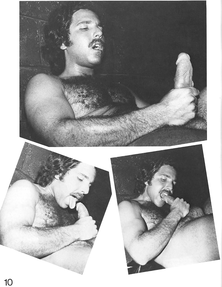 Ron jeremy sucking his own cock