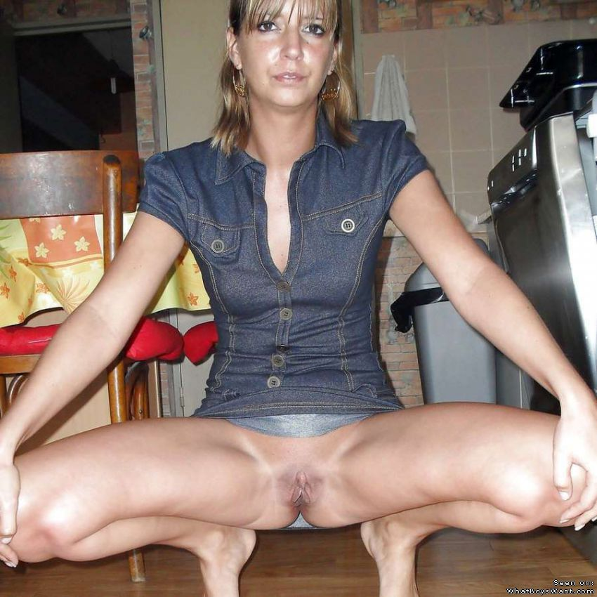 Horny older pussy #7