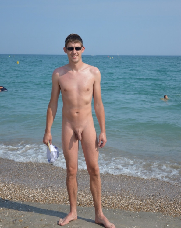 Small Hairless Cock Nudism