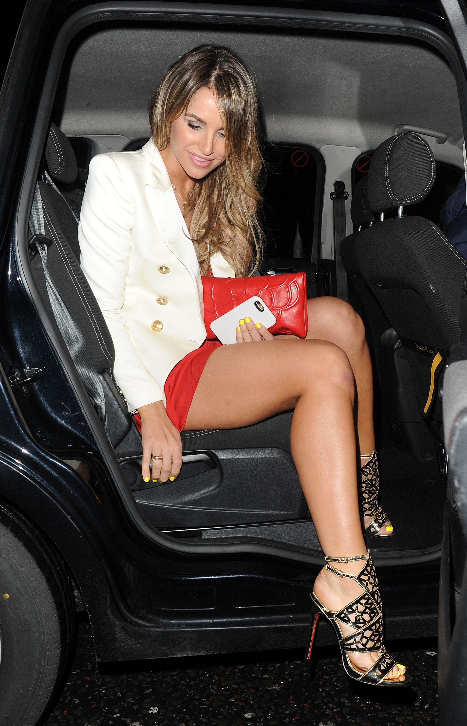 The best celebrity upskirts of all time