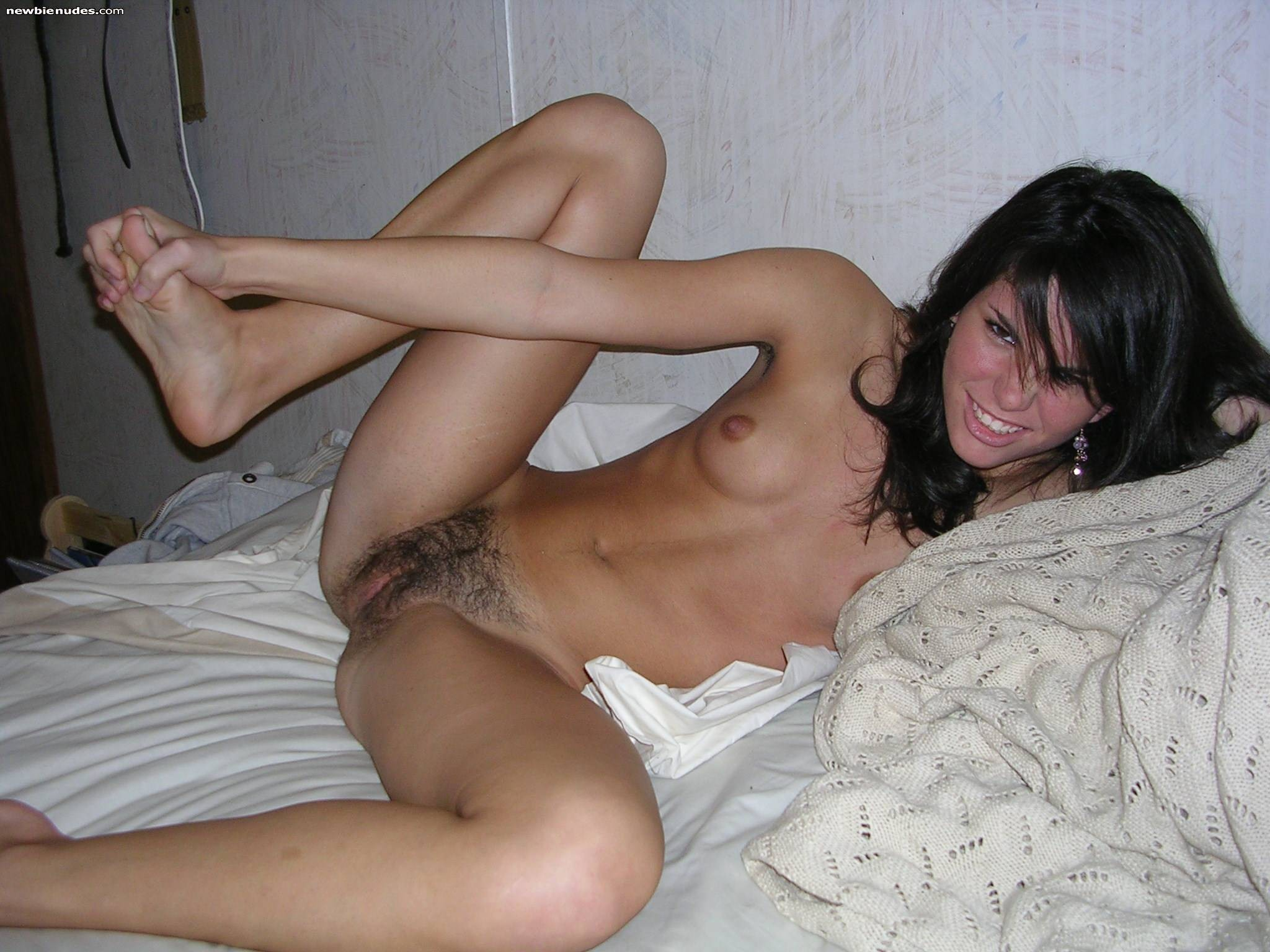 Panty pulled aside fuck