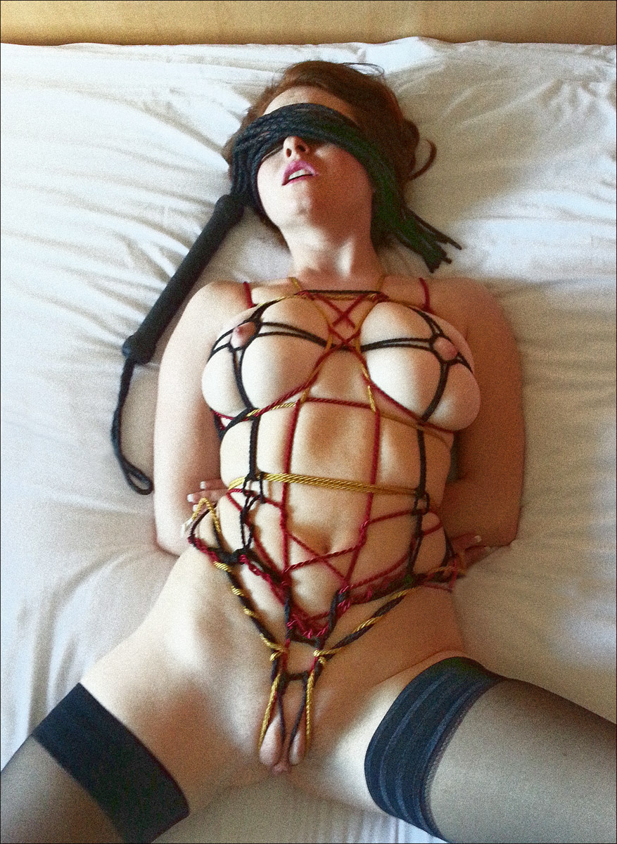 Rope Bondage Video