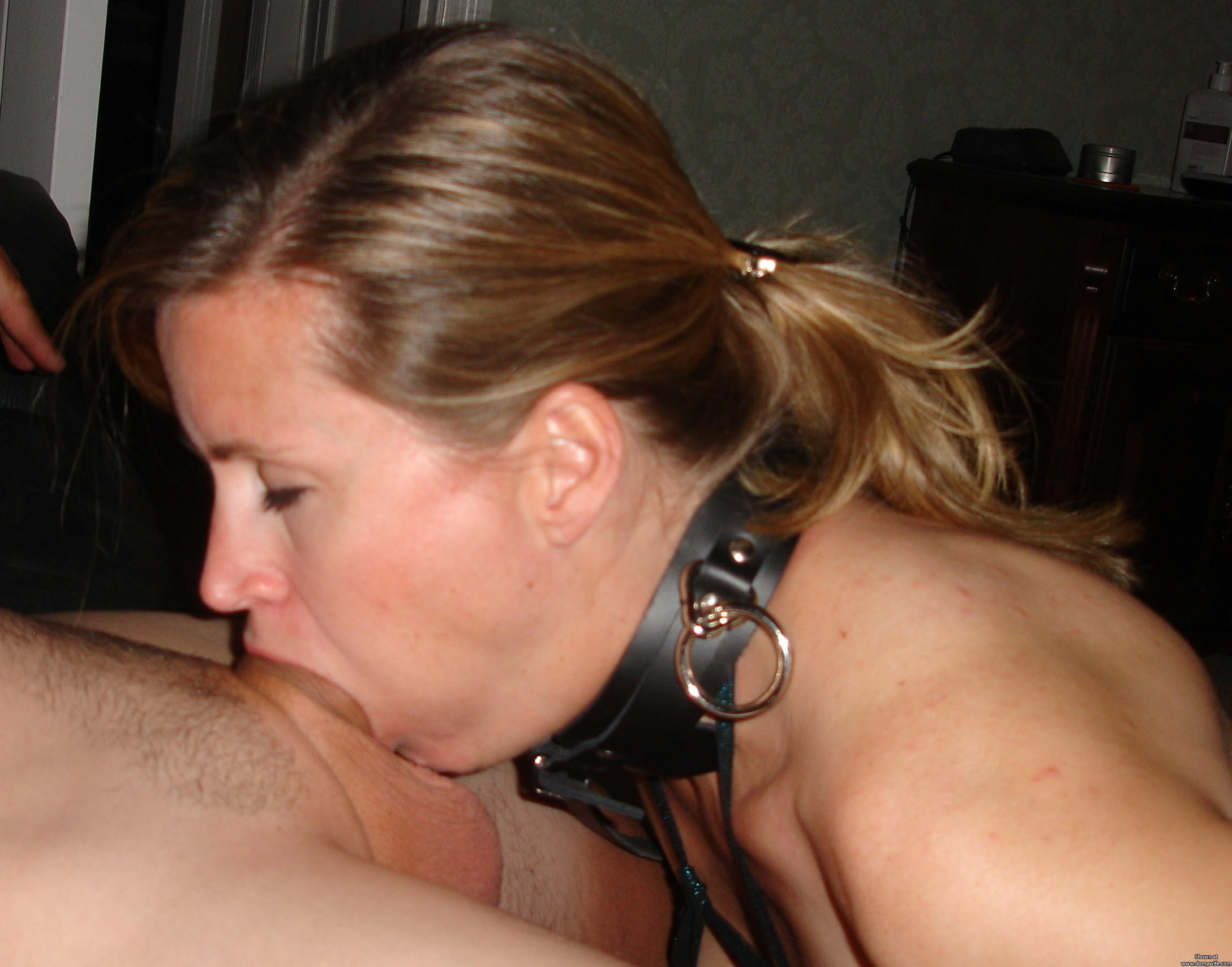 Forced deepthroat amateur