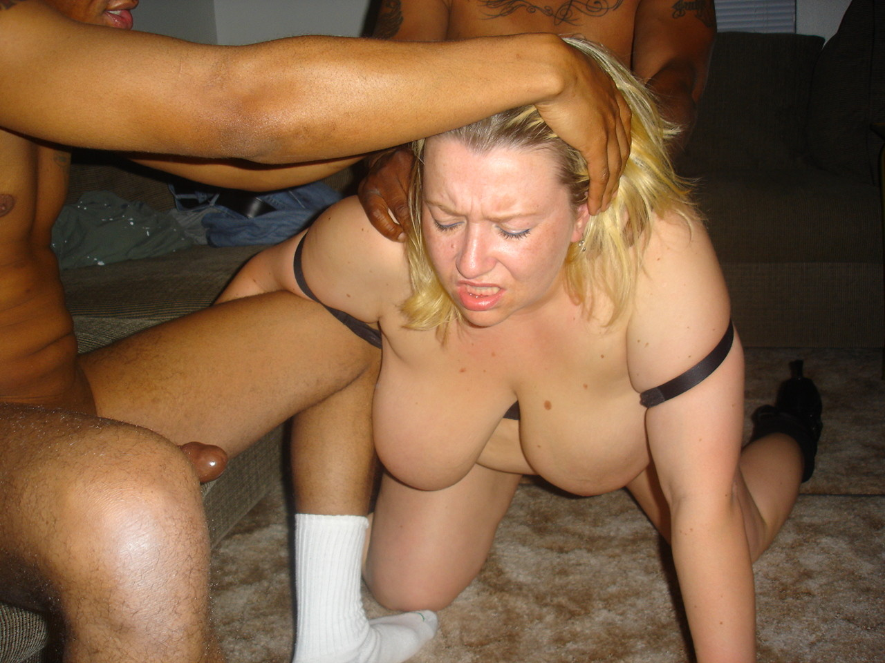 A great cuckold slaughter of a wife - 2 part 7