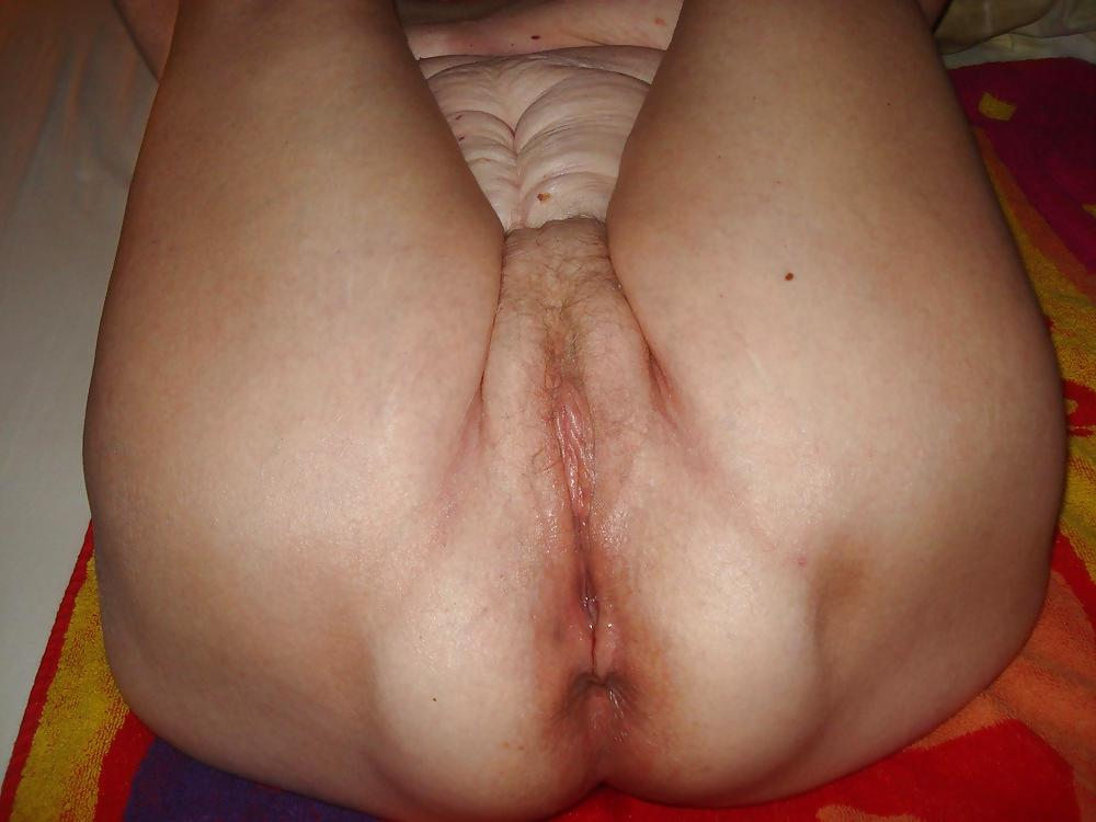 Granny 80 years old nude women