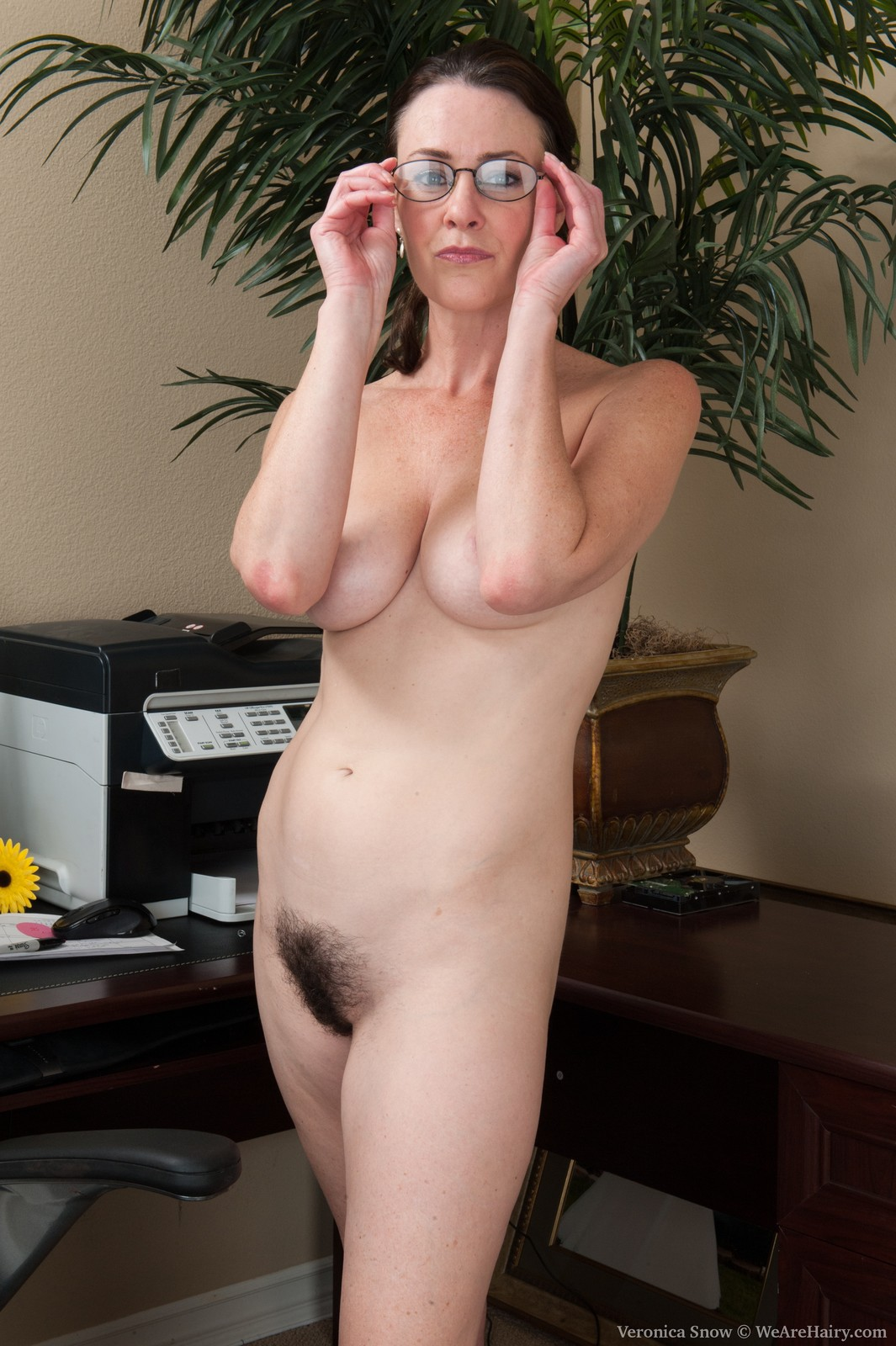Milf fully frontal then the