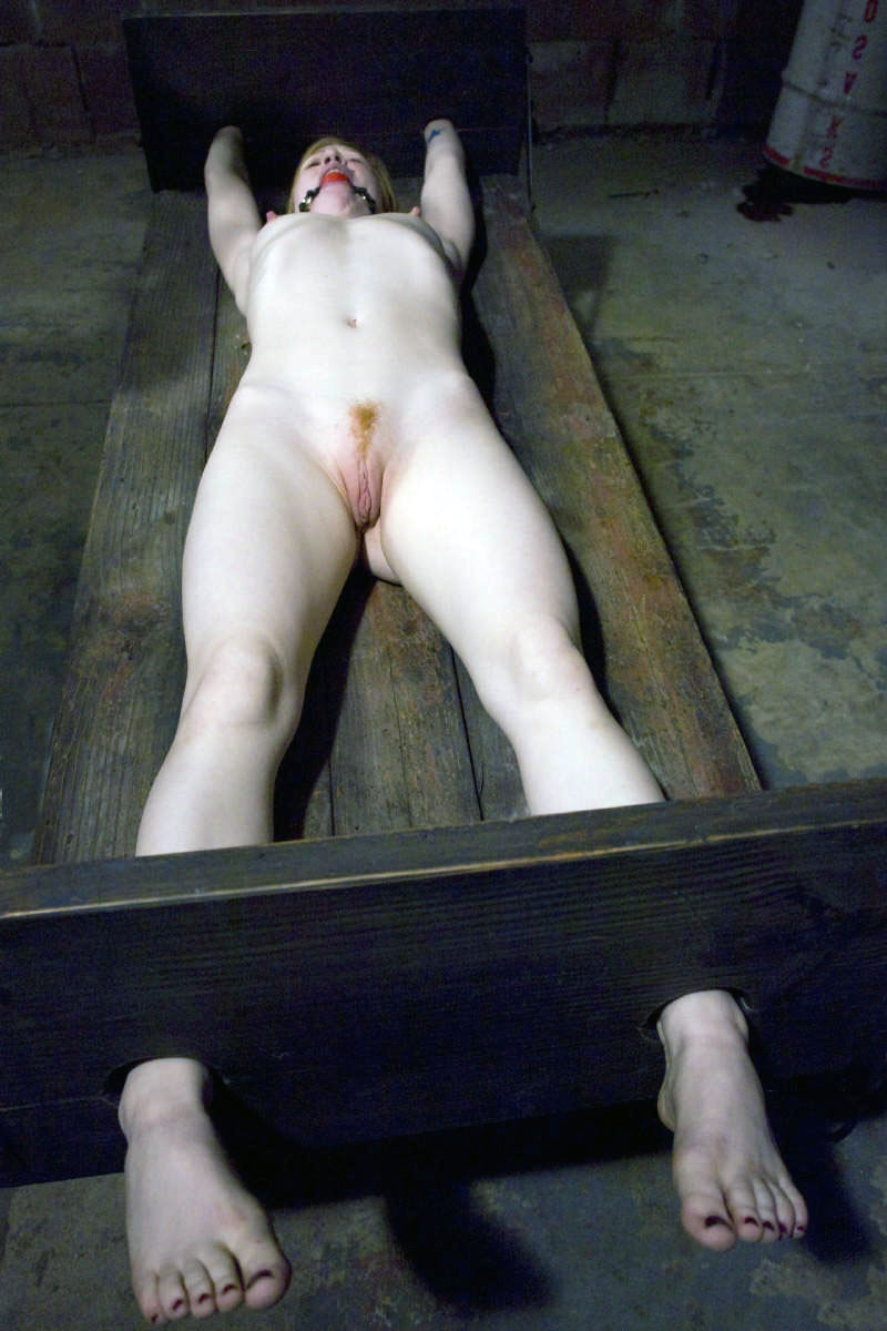 Inquisition torture women rack naked