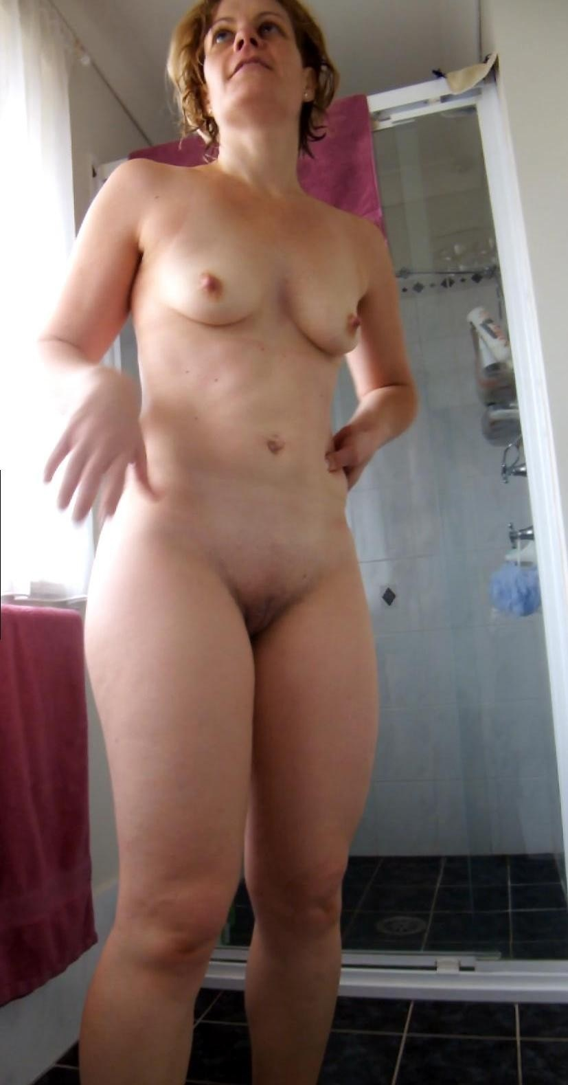 Dick stuffing. naked wife on the toilet All three