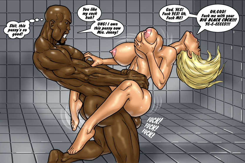 Black and white cartoon sex pictures