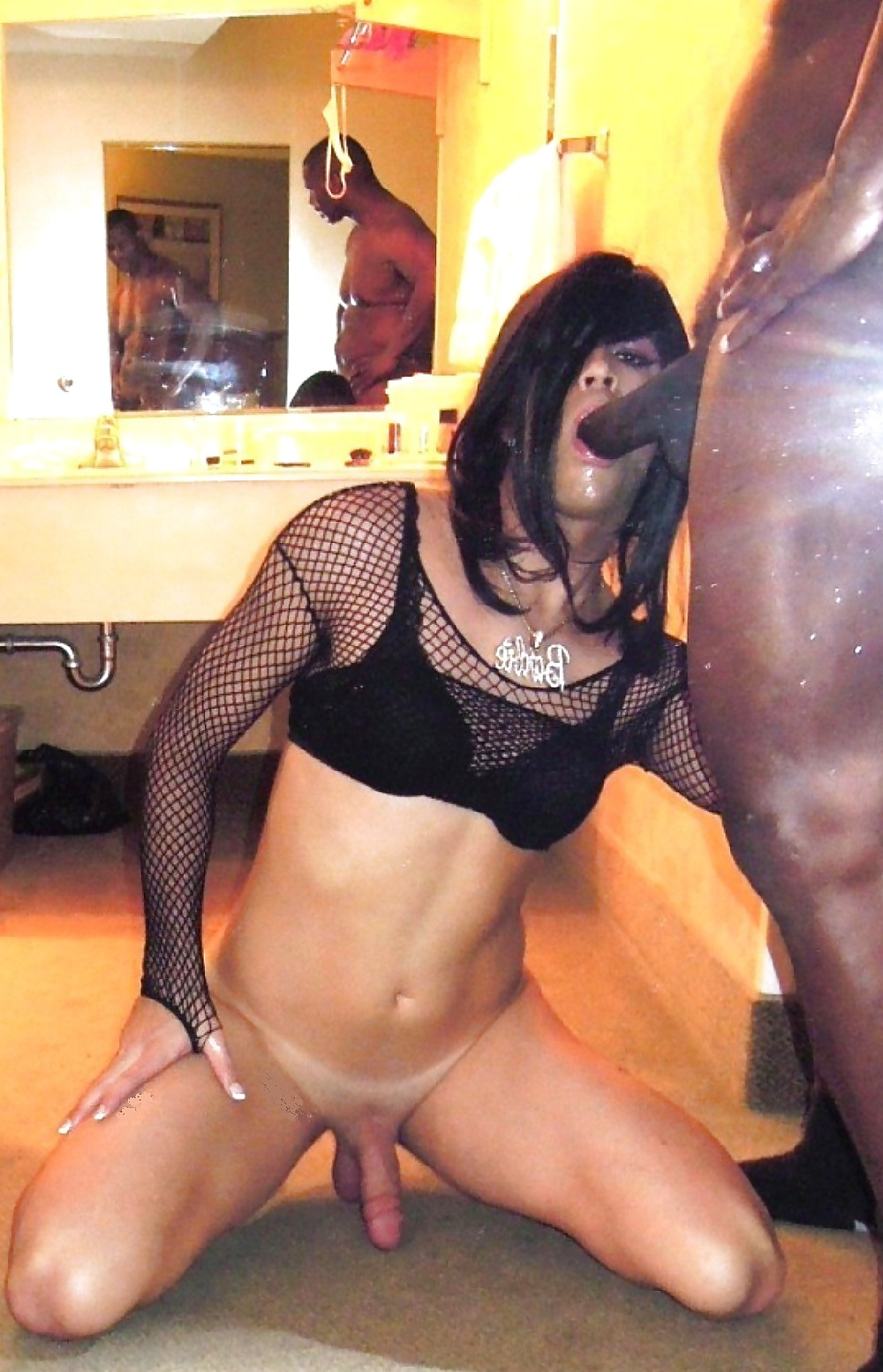 Tranny Taking Bbc