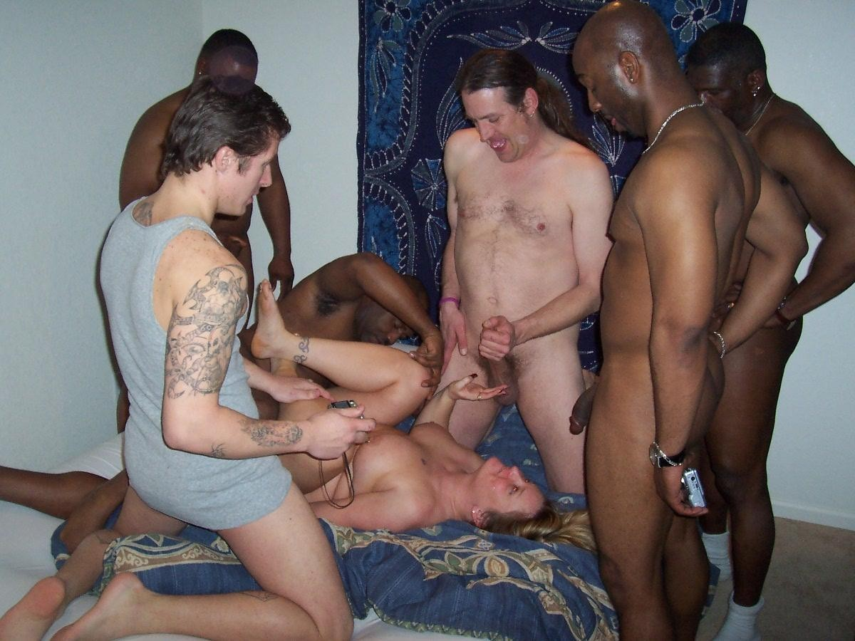 Are absolutely amateur gangbang movies