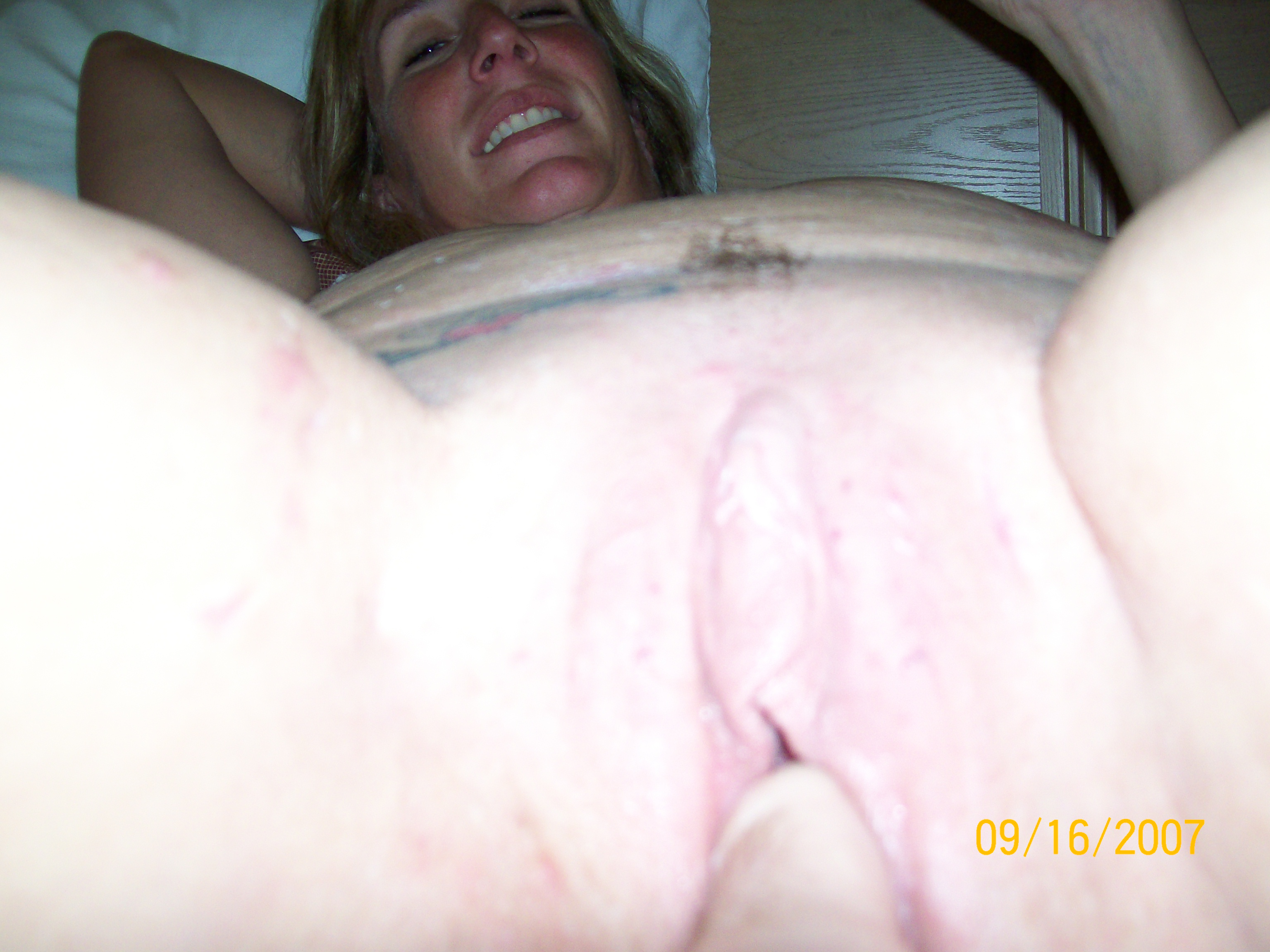 Loving The Feel Of My Sisters Pussy