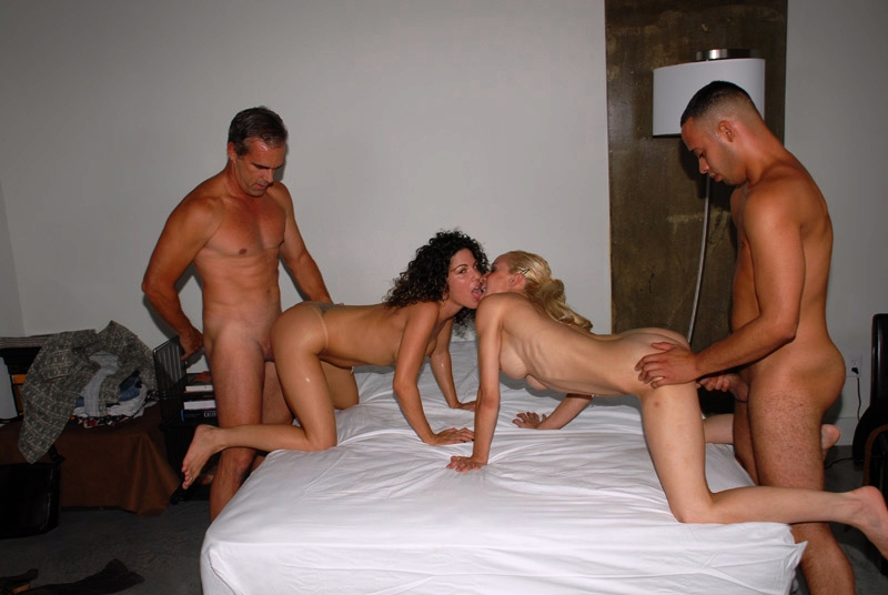 Wife swapping couples hd