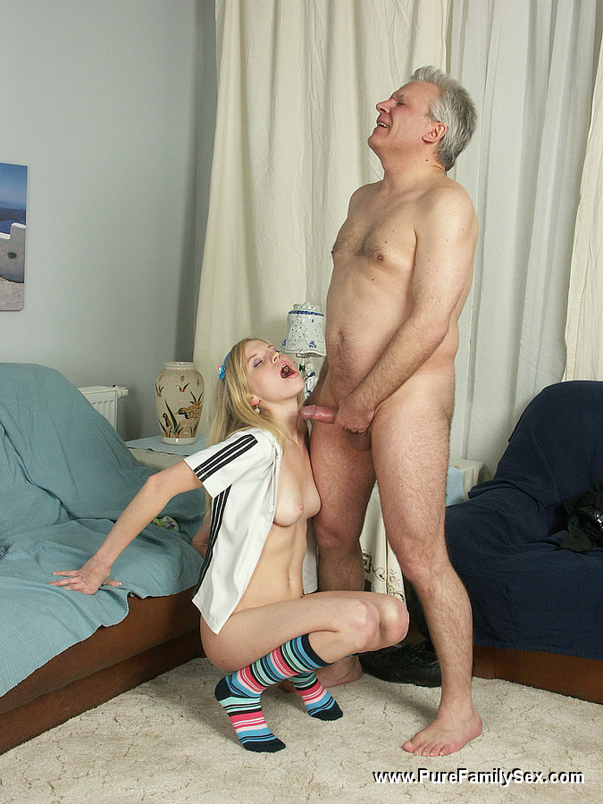 Daddy sex with daughter