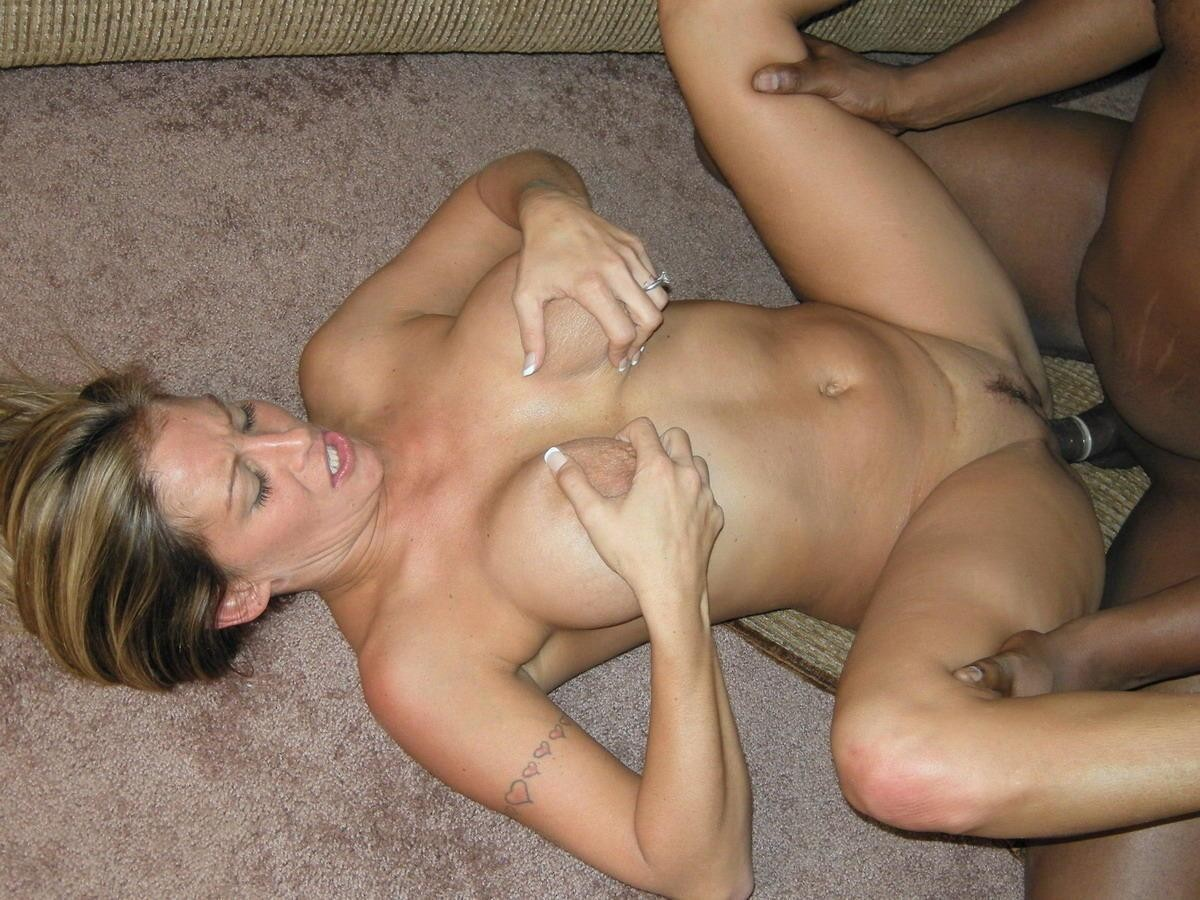 Women naked on couch