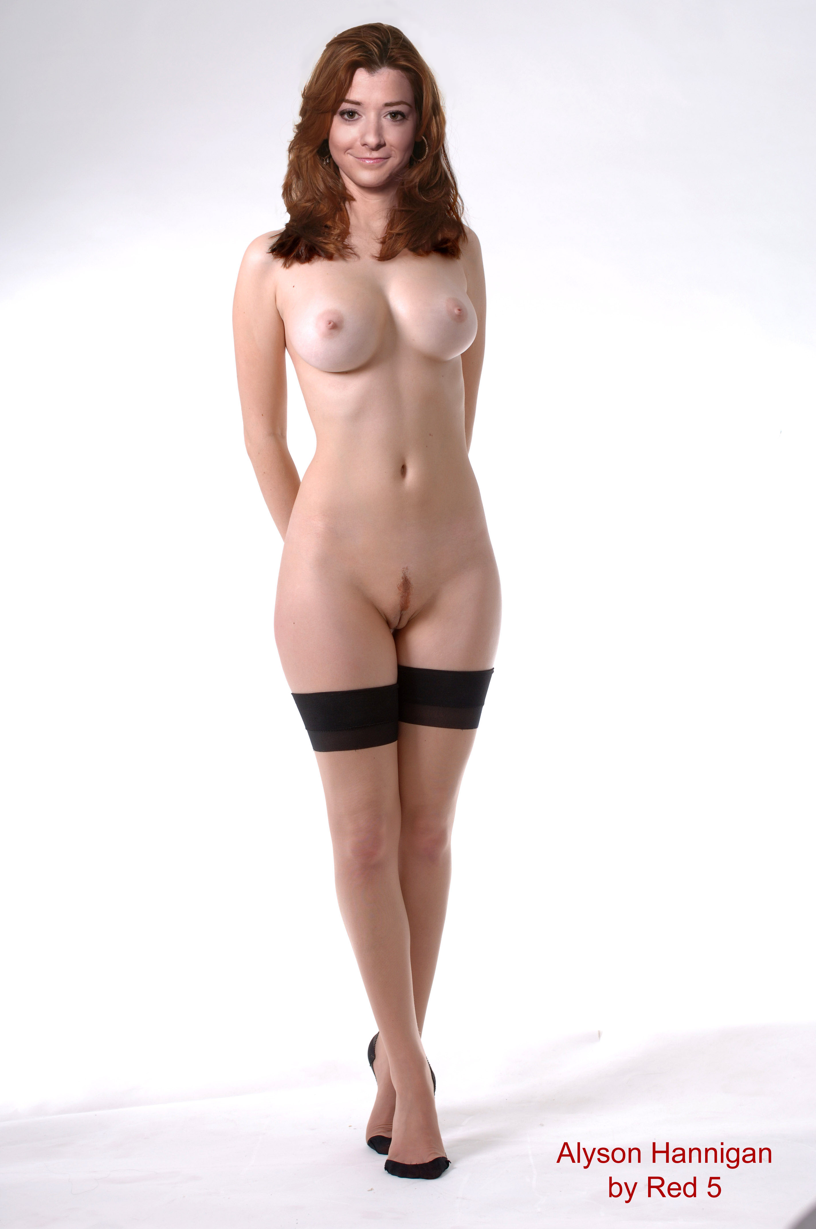 Naked women with hairy pussy