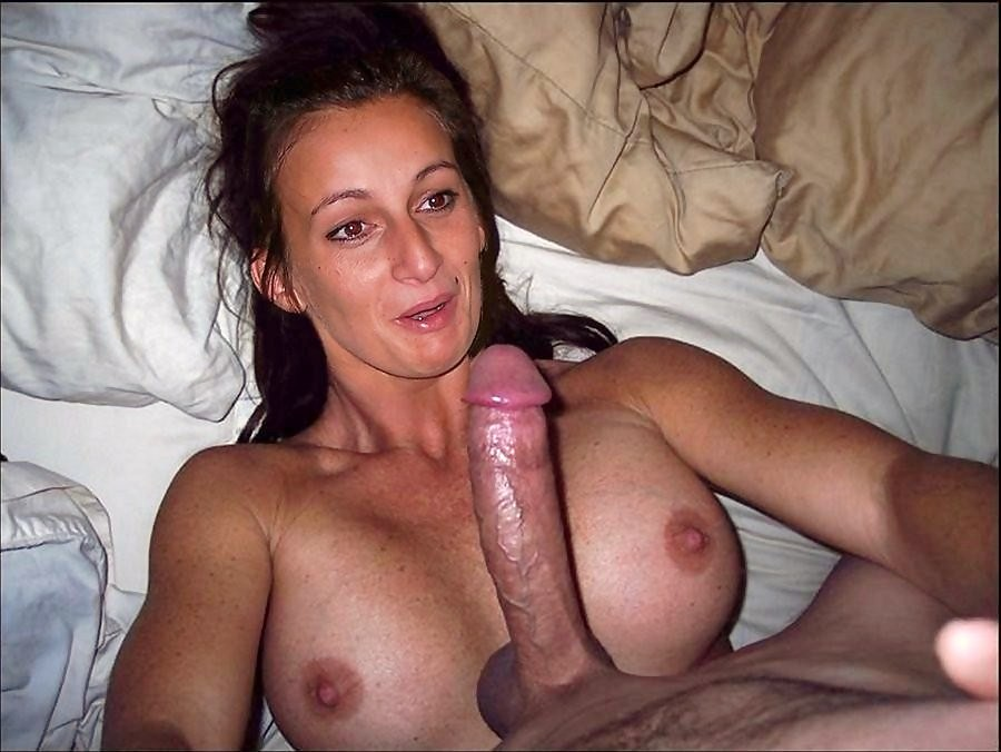 Wife nude cougar