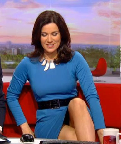 Susanna reid nude video, loved
