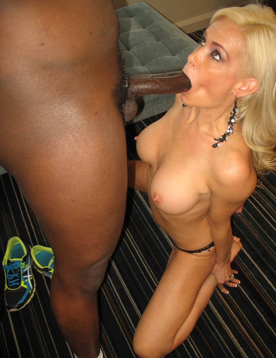 Chubby white naked womansex with black guy