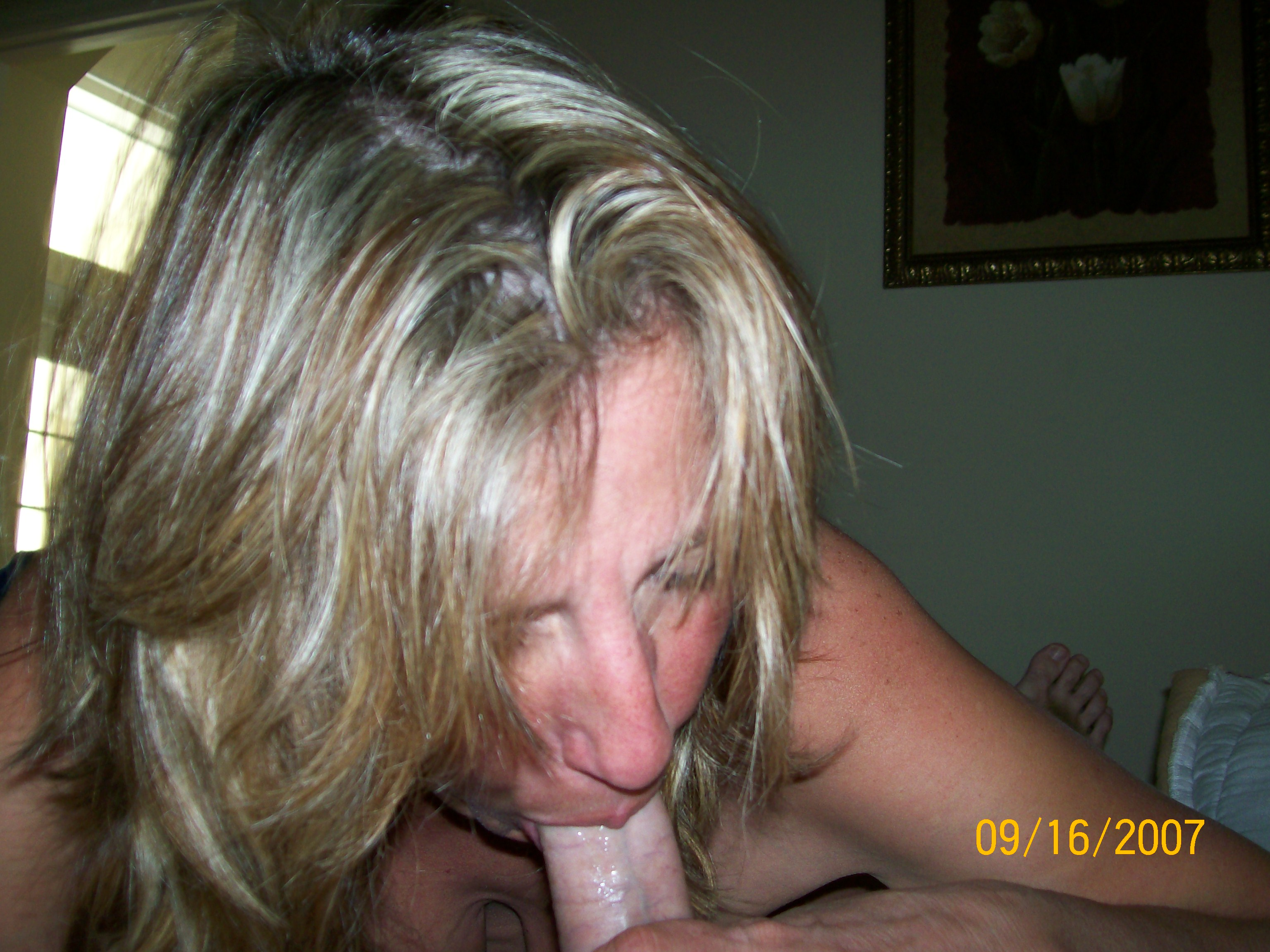 Sis Is Taking My Cock All The Way In Her Mouth