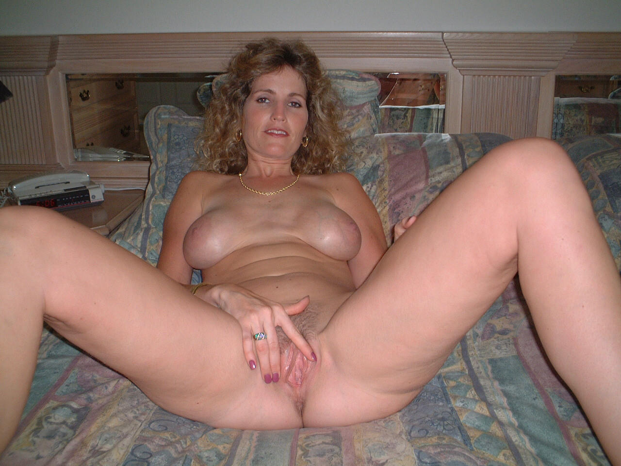 Mature Wife Blows Friend