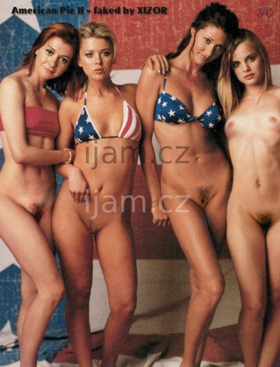 Free american pie pictures nude girls that