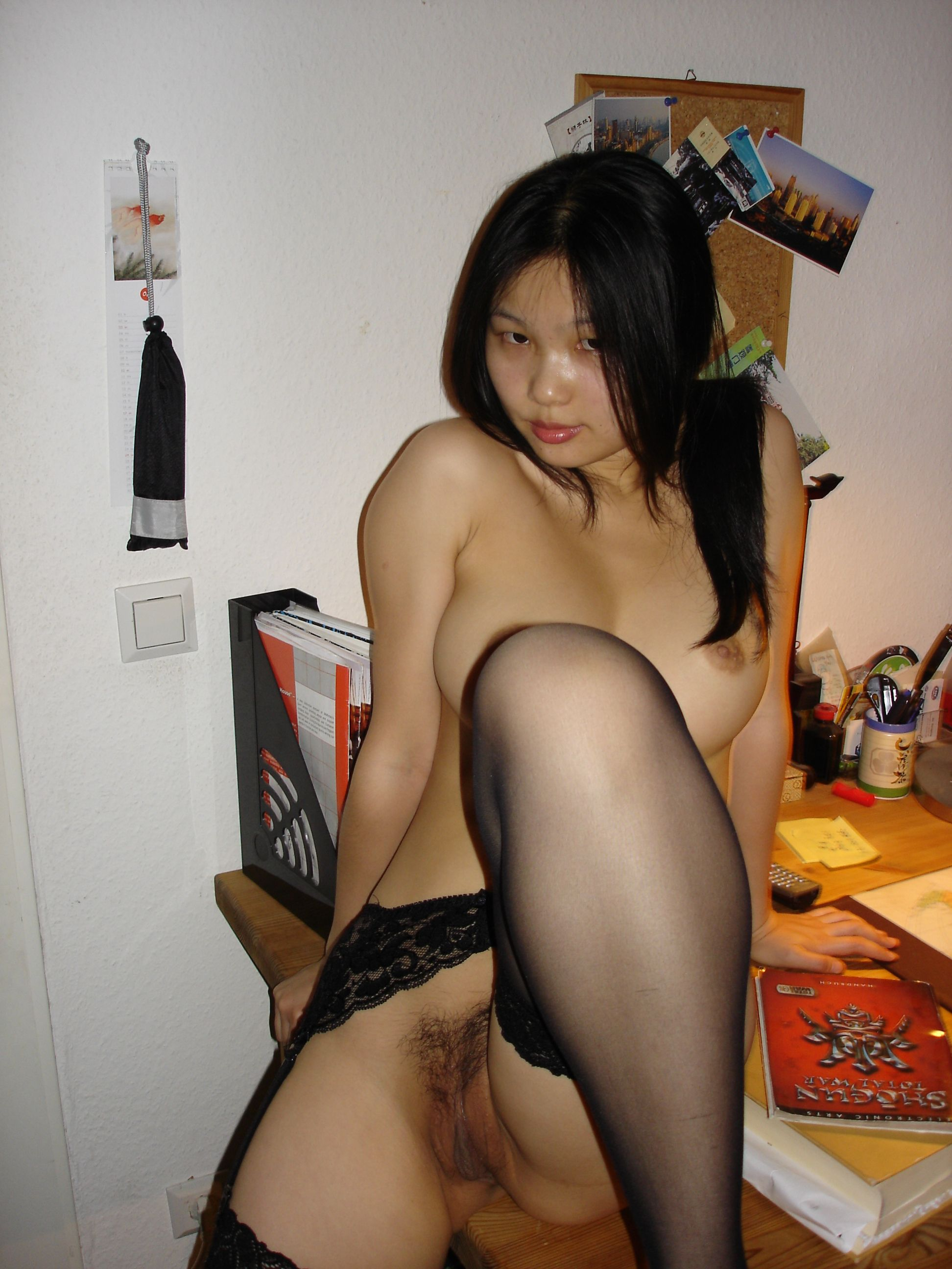 Petite asian amateur free her ripe breasts