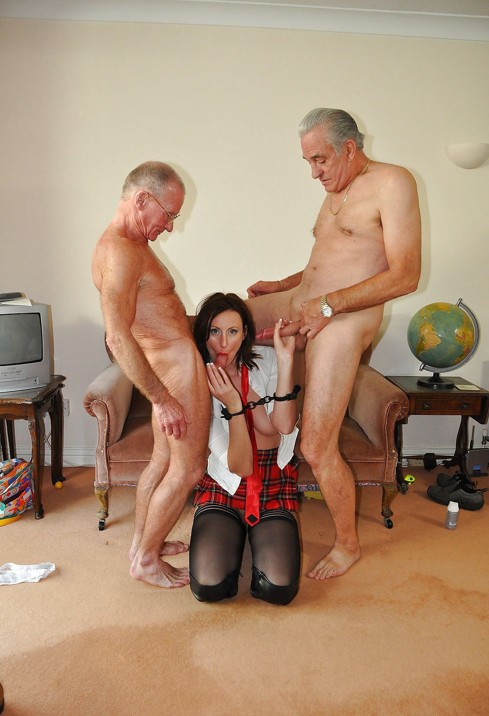 xxx men girl old