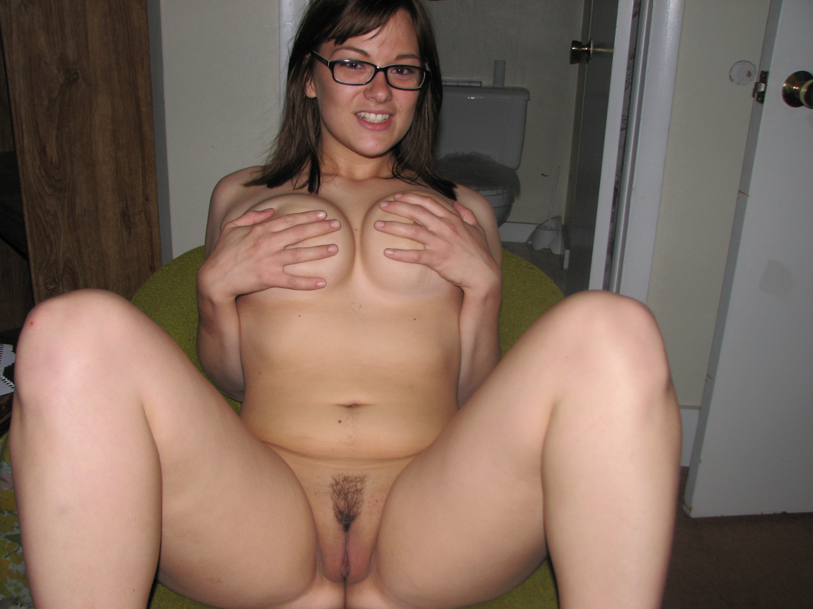 Amazingly! short and thick nude girl amusing