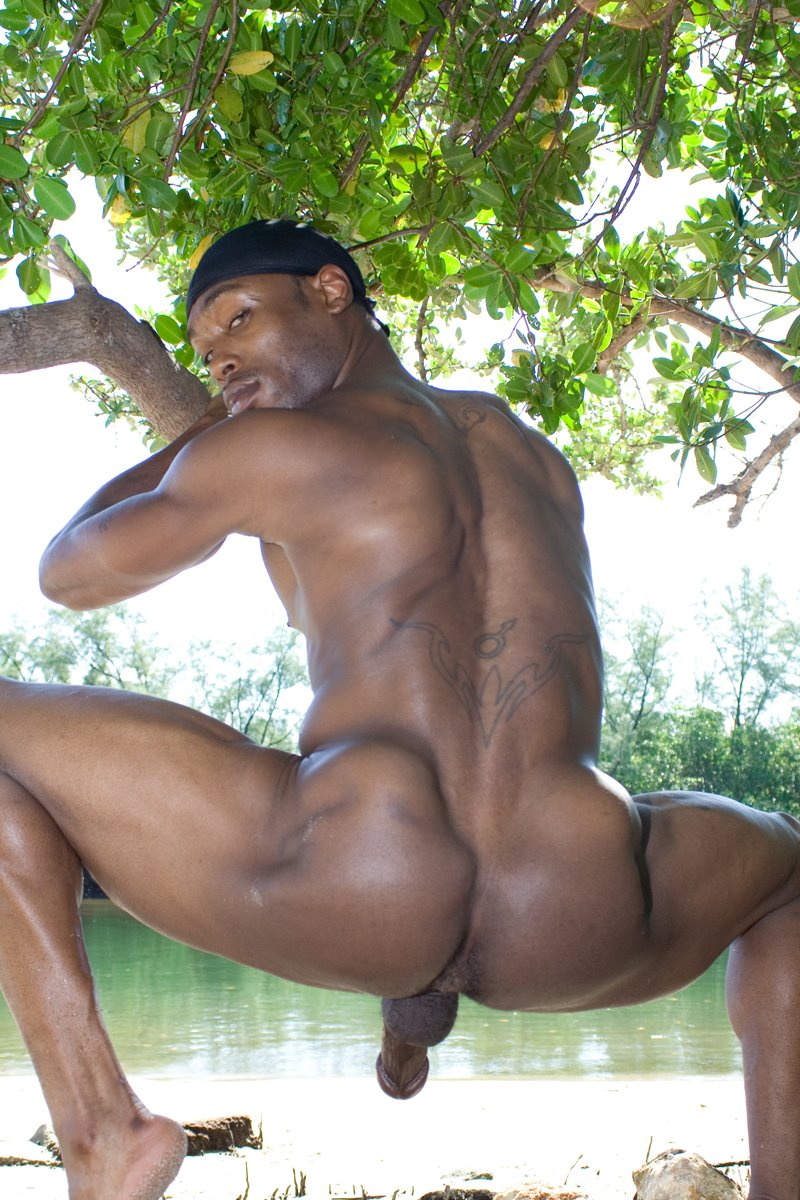 Jamaica men naked