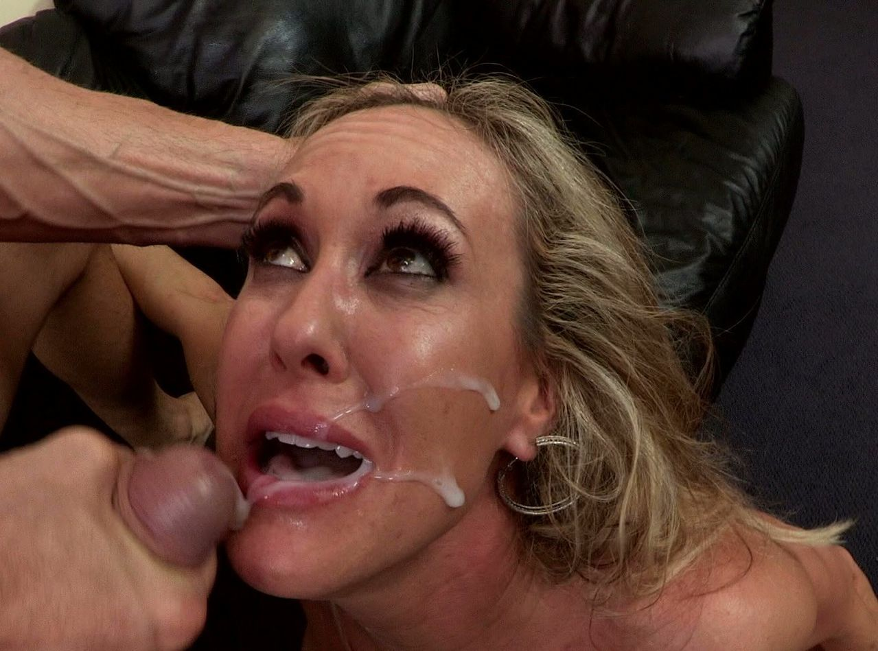Milf Gets Face Fucked