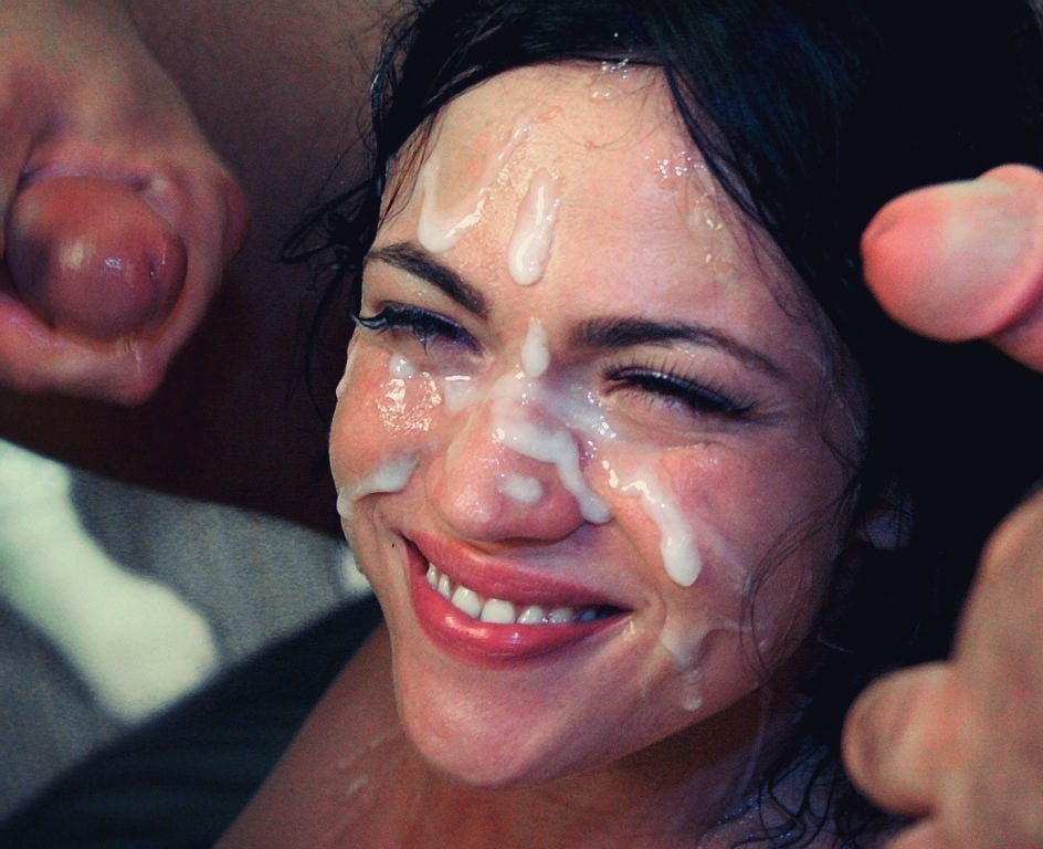 Girl takes hard cock in pussy